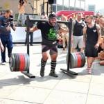 Weltrekordversuch auf dem Sommerfest 2013
